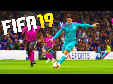WE CAN'T BLOW THIS LEAD! - FIFA 19 with The Crew!