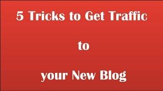5 SEO tricks to increase Blog Traffic | Earning Baba