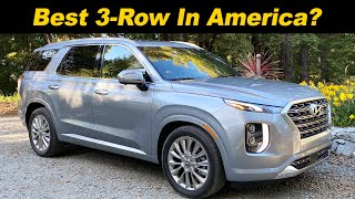Hyundai's Super-Sized Family Hauler | Is The 2020 Palisade King Of The Hill?