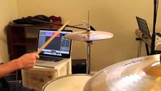 5 Pairs of Zildjian Hi-Hats (Cymbal Test)