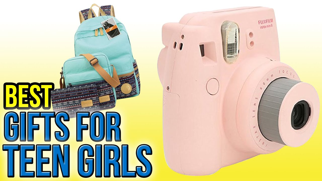 10 Best Gifts For Teen Girls 2016
