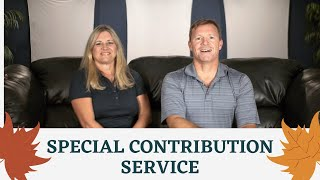Special Contribution Service