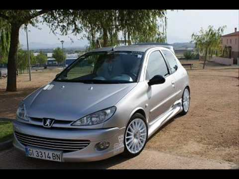 peugeot 206 tuning by toreno youtube. Black Bedroom Furniture Sets. Home Design Ideas