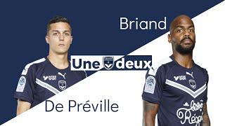 Une-deux : Jimmy Briand - Nicolas De Préville