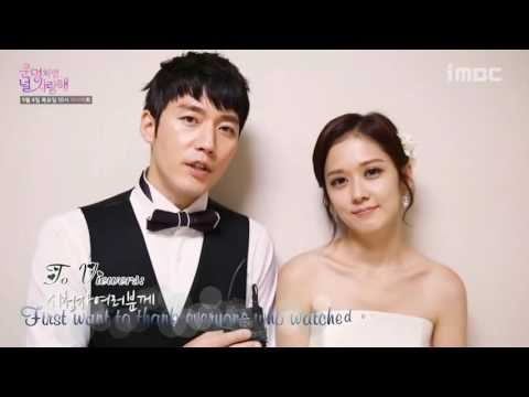 Jang Hyuk & Jang NaRa Interview 1