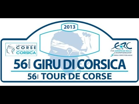 ERC 2013 Round 05 - Tour De Corse (Inside)