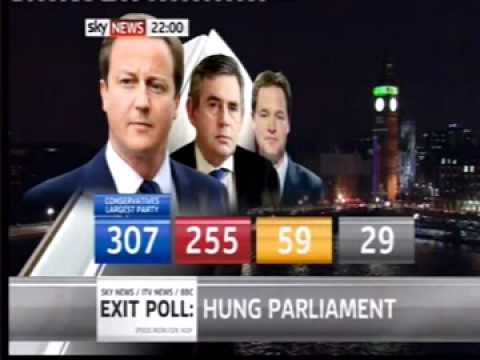 Sky News 2010: Decision Time at 10pm