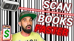 Book Scanning App and a Barcode Scanner | The Need for Speed | How to Sell Books