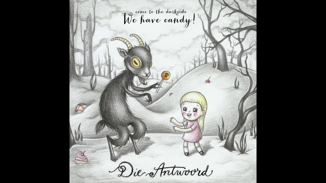 DIE ANTWOORD - WE HAVE CANDY (Official Audio) - YouTube
