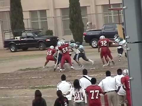 Willie Anderson highlight tape 2009