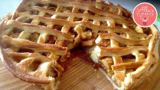 How to make Apple Pie - Apple Pie Recipe - Яблочный пирог рецепт (невероятно вкусный)