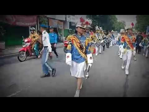 Drumband Smk Kal 1 Kirab(ultah Yayasan Hangtuah)