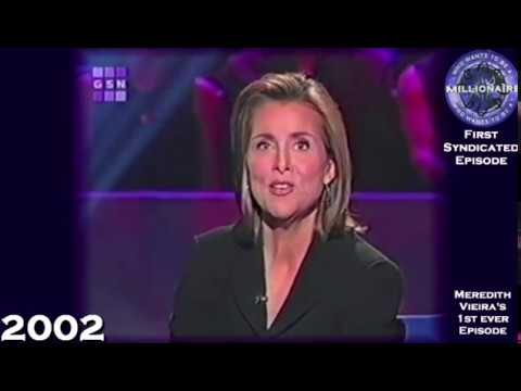 WWTBAM 2002 - First Ever Syndicated Episode of Millionaire /w Meredith Vieira