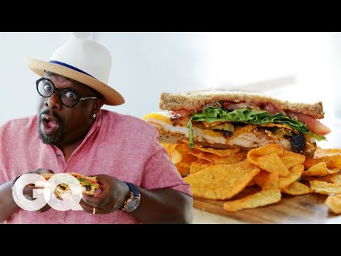 Dre - The Ultimate Man-Wich w/ Cedric The Entertainer