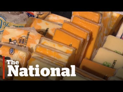 New food guide could put warnings on cheese