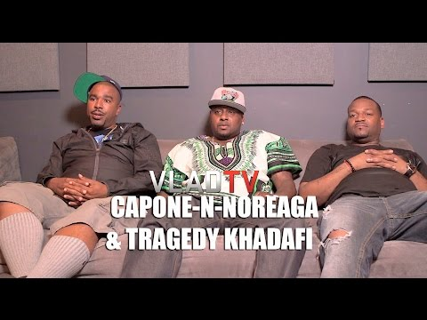 Capone-N-Noreaga Reflect On 'The War Report' 18 Years Later