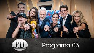 Programa 03 (23-03-2019) - PH Podemos Hablar 2019