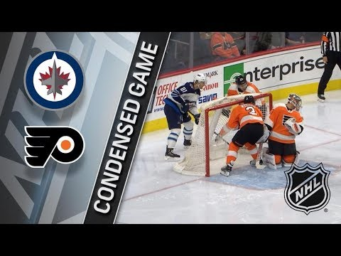 Winnipeg Jets vs Philadelphia Flyers – Mar. 10, 2018 | Game Highlights | NHL 2017/18. Обзор
