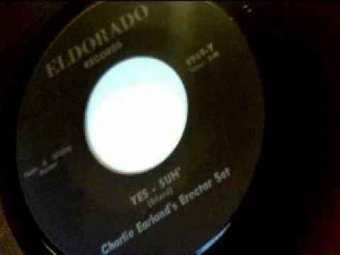 yesshu  charlie earlands erector set  eldorado 1969