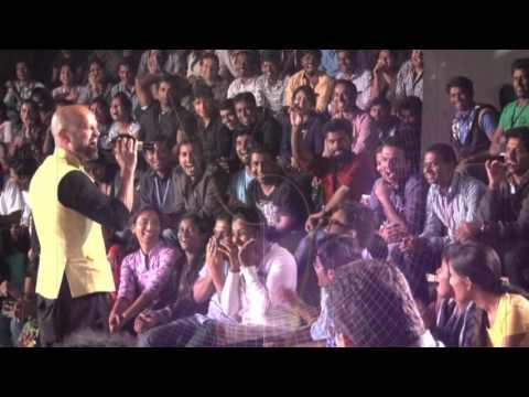 Emcee Prithvi show reel / radio jockey /mc / pandit prithvi