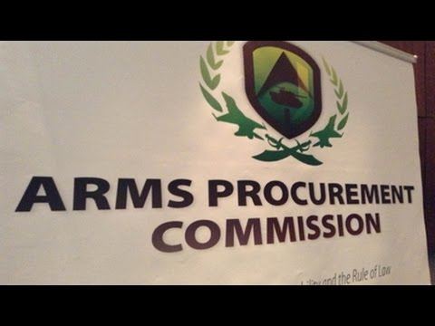 Arms Deal Commission, 24 July 2014