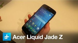 acer Liquid Jade Z Unboxing & First Look