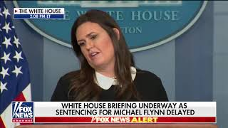 White House wishes Michael Flynn well after sentencing delay Fox News