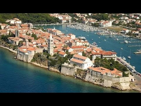 Rab Old City  - Rab Island , Croatia