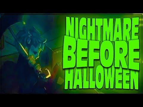 NIGHTMARE BEFORE HALLOWEEN (SALLY FACE EPISODE 2)
