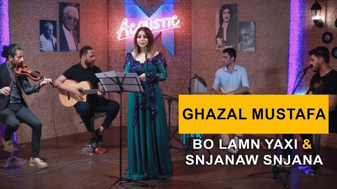 Ghazal Mustafa - Bo Lamn Yaxi & Snjana u Snjana (Kurdmax Acoustic)