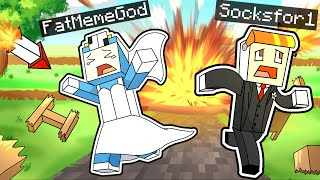 Download FatMemeGod Wedding was RUINED on SOCK SMP