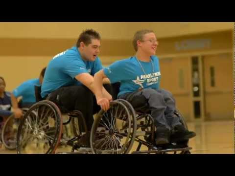 BP Paralympic Sport Tampa Bay video commercial