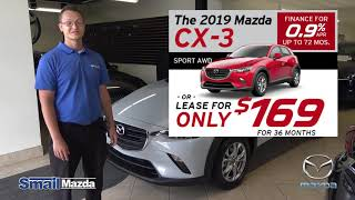 2019 Mazda CX-3 Lease & Finance Offer in Greensburg, PA