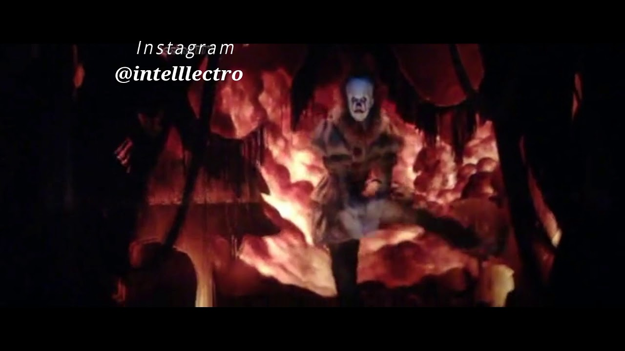Pennywise Dancing Scene (IT 2017) - YouTube