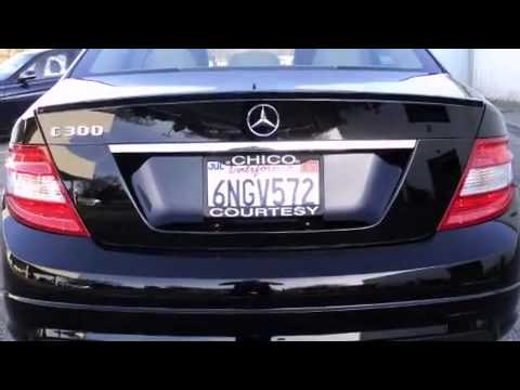 2010 mercedes benz c class c300 luxury in chico ca 95973 for Courtesy motors chico ca