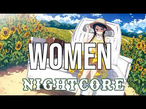 (NIGHTCORE) Women - Florida Georgia Line, Jason Derulo