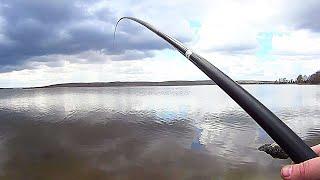 Всё ПОШЛО не ТАК Рыбалка на поплавок