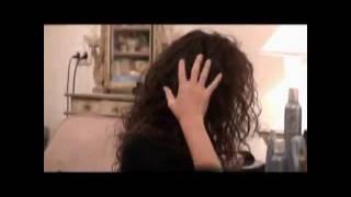 Японская химическая завивка волос салоне Маяк.