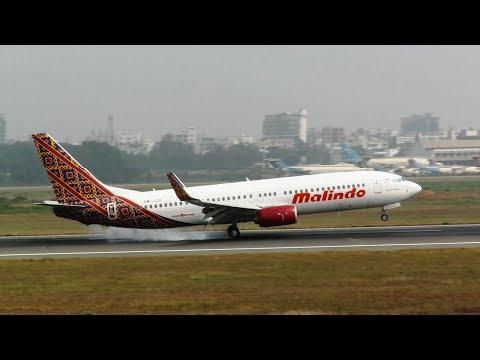 [HD] Plane Spotting @ Hazrat Shahjalal International Airport, Dhaka: Episode-93