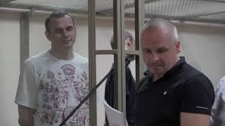 Процесс. Российское государство против Олега Сенцова.