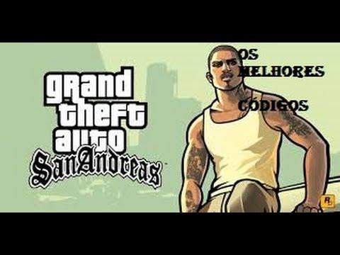 Os MELHORES Códigos De GTA San Andreas (PC)