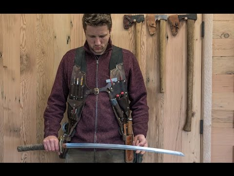 How to Make an Ultra-functional Leather Tool Vest, Build a Table Saw Sled for Cove Cuts, Create a Coffee Pod Hopper & More