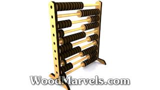Abacus: 3d Assembly Animation (720hd)