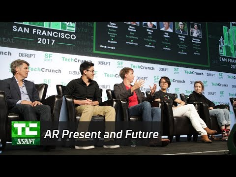 Augmented Reality from Pokémon to ARKit | Disrupt SF 2017