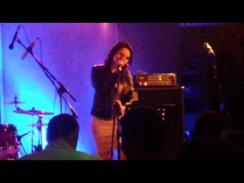 Agata Baranowska - At Last (Etta James cover) at Free Blues Club