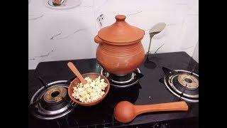 Amazing Popcorn in clay Deep pot | मिट्टी के बर्तन में अद्भुत पॉपकॉर्न 🌽🌽🍿🍿
