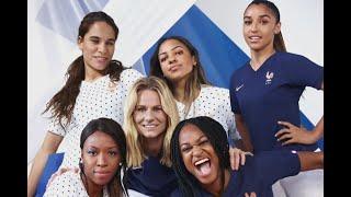Coupe du Monde féminine 2019 : découvrez les maillots des Bleues