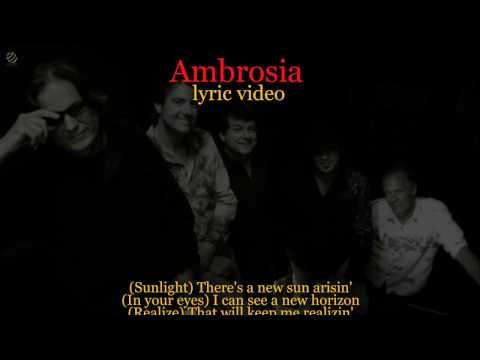 Biggest Part of Me - Ambrosia (Lyric Video) [HQ]