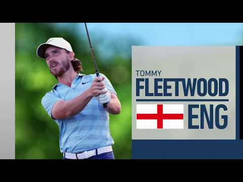 Tommy Fleetwood - 2018 U.S. Open - Round 4