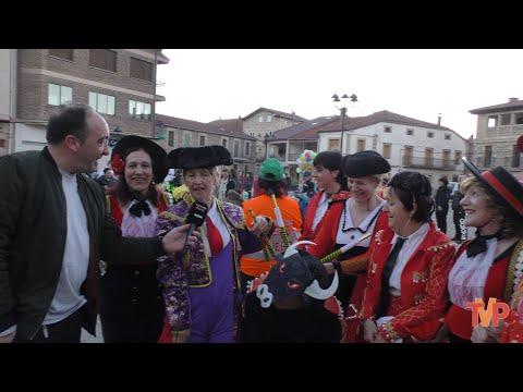 Palacios hace del Carnaval una fiesta divertida que une al vecindario